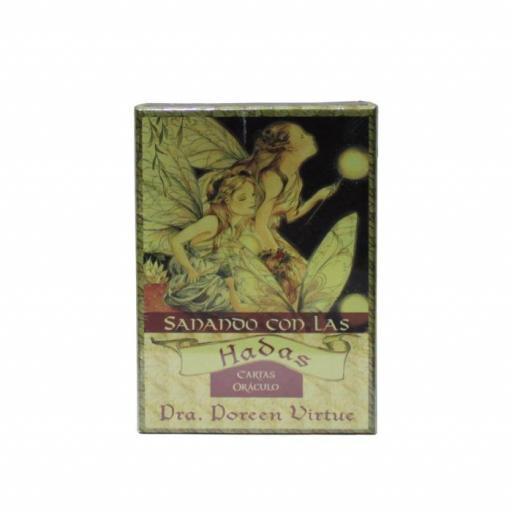 Oráculo Sanando con las hadas - Doreen Virtue