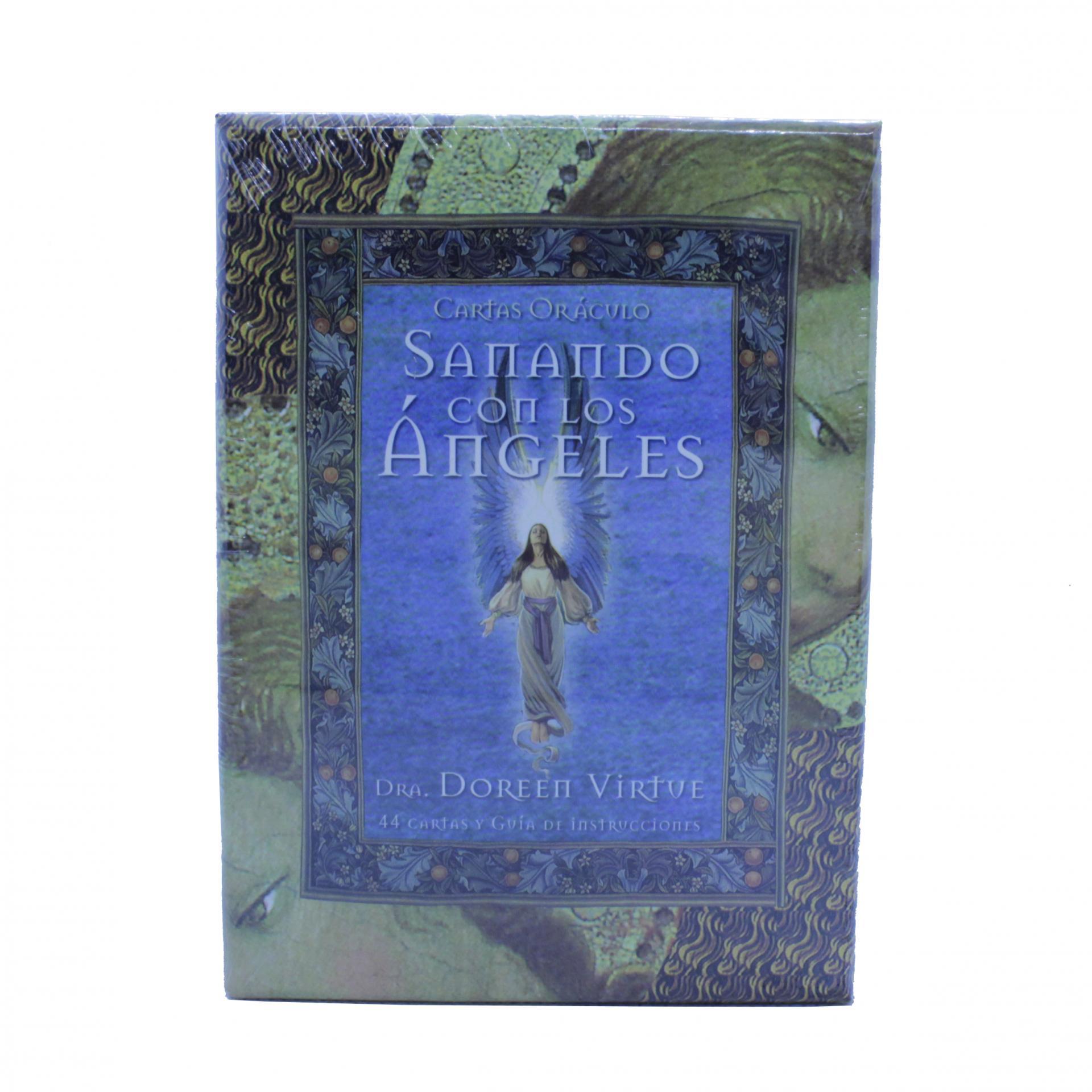 Oráculo Sanando con los ángeles - Doreen Virtue
