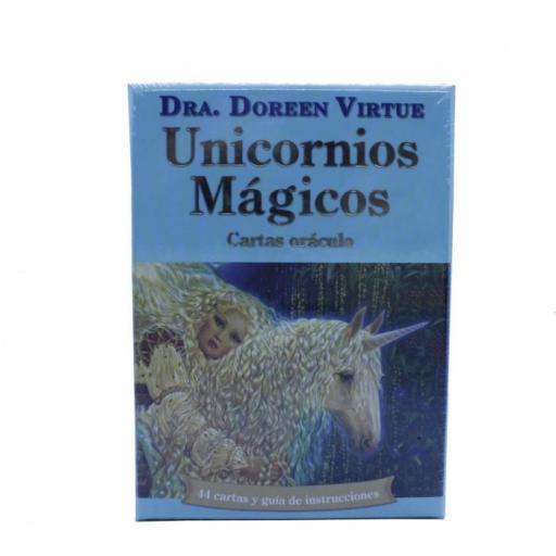 Oráculo Unicornios mágicos - Doreen Virtue [0]