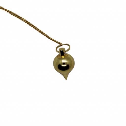 Péndulo bola con punta de metal