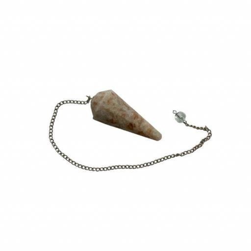 Péndulo de piedra sol
