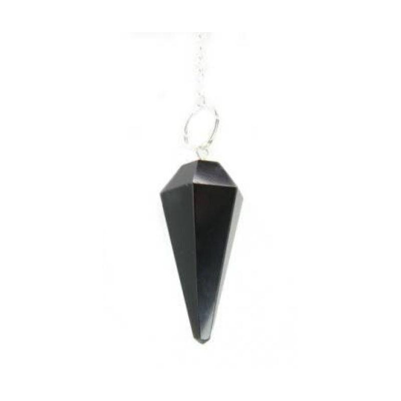 Péndulo de Obsidiana Negra