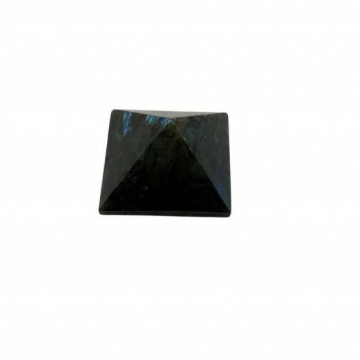 Pirámide de labradorita de 5 x 5 cm