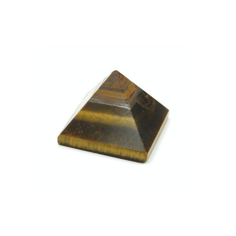 Pirámide de Ojo de Tigre