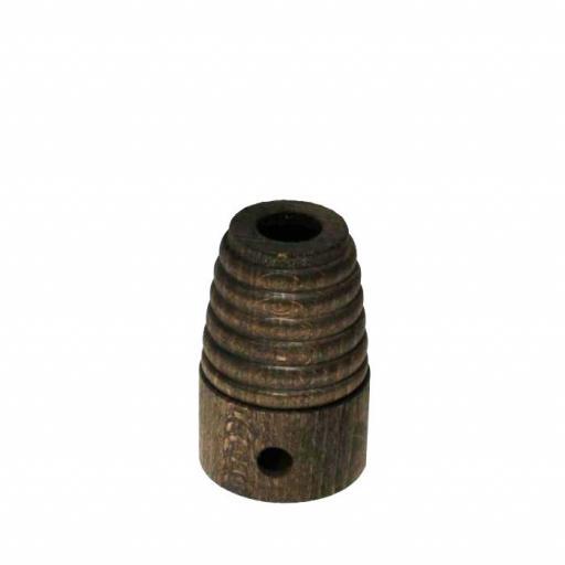 Quemador de incienso de madera para conos
