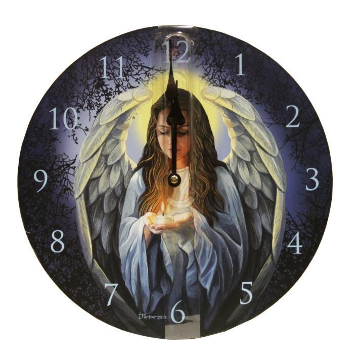 Reloj ángel de Lisa Parker