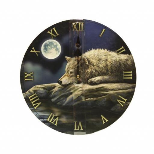 Reloj Lobo de Lisa Parker