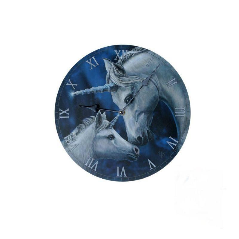 Reloj de Unicornios de Lisa Parker