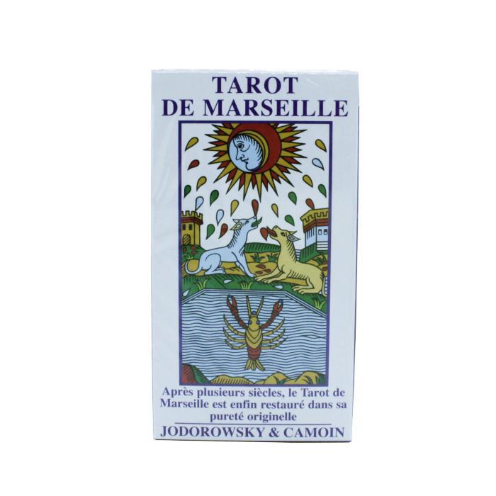 Tarot de Marsella renovado
