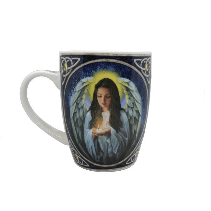 Taza ángel Lisa Parker
