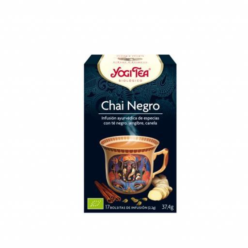 Té Yogi Tea - Chai negro