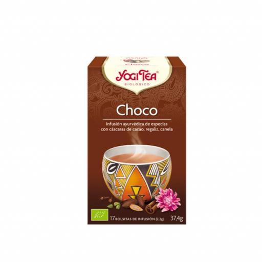 Té Yogi Tea Choco  [0]