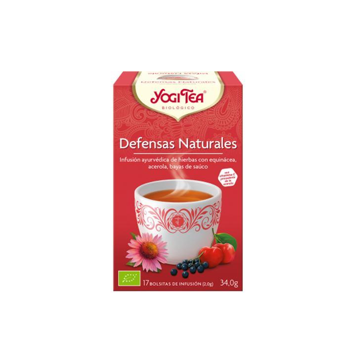 Té Yogi Tea Defensas naturales