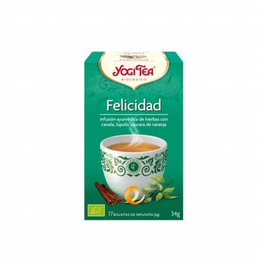 Té Yogi Tea  Felicidad