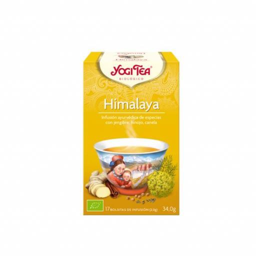 Té Yogi Tea  Himalaya