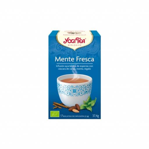 Té Yogi Tea Mente fresca