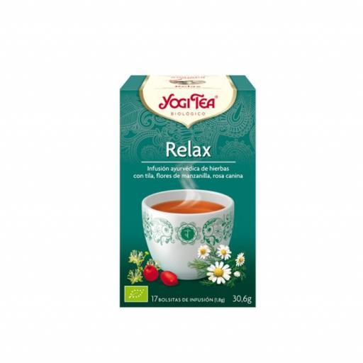 Té Yogi Tea Relax