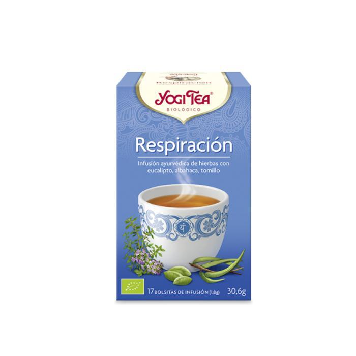 Té Yogi Tea  Respiración