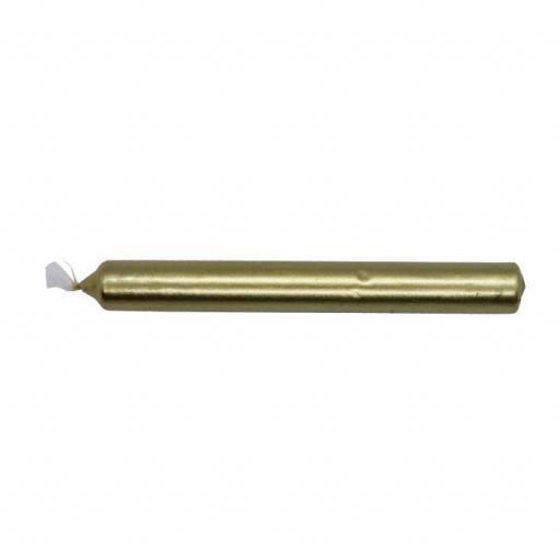 Vela dorada de 10 cm