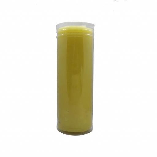 Velón amarillo