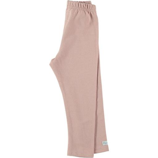 Pantalón Slim. Color Rosa Misty. Piu et Nau