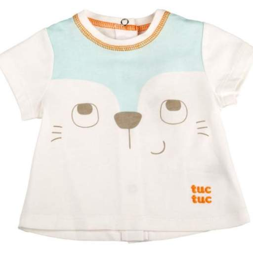 Camiseta niño. Little Carrot. TucTuc
