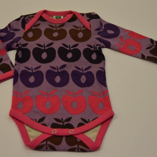 Body Apples. Color Morado/Rosa. Smafolk