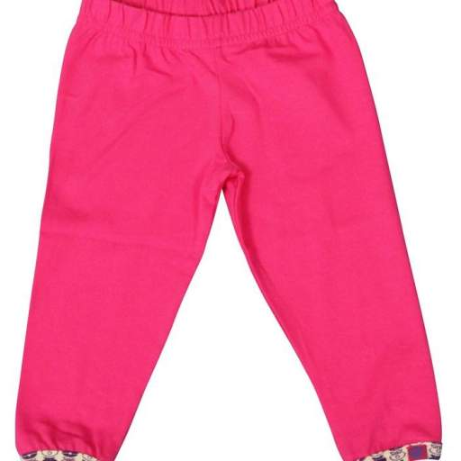 Leggings BB. Ribete Apples. Color Rosa