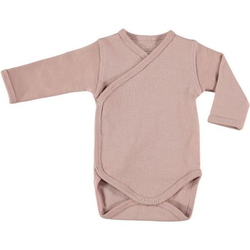Body M/L Cruzado. Color Rosa Misty. Piu et Nau