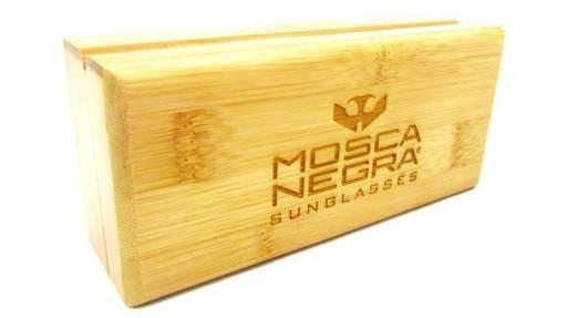 Caja Deluxe de bambú para gafas [1]