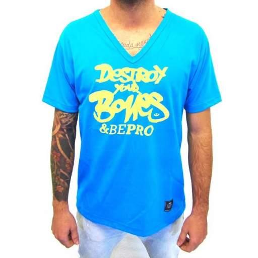 Camiseta Mosca Negra Destroy