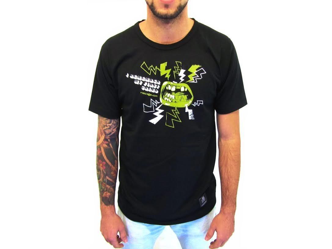 Camiseta Mosca Negra Grind