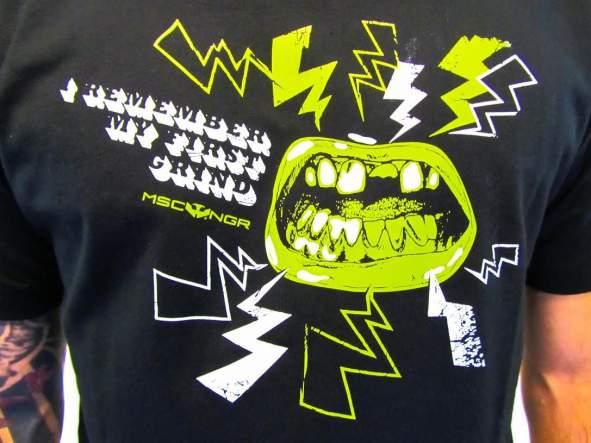 Camiseta Mosca Negra Grind [1]