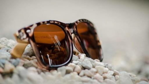 Gafas de madera Mix - Leopard Cafe - Polarized [2]