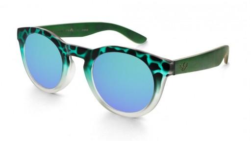 Gafas de sol MIX TURTLE Green - Polarized