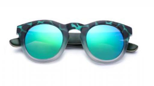 Gafas de sol MIX TURTLE Green - Polarized [2]
