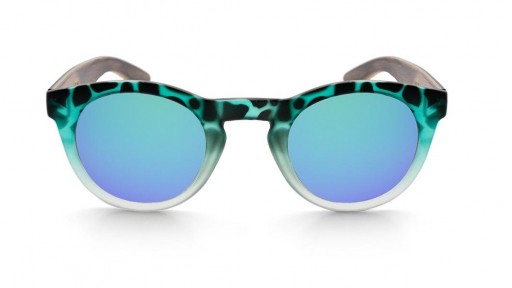 Gafas de sol MIX TURTLE Green and Brown - Polarized [1]