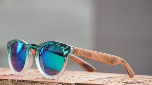 Gafas de sol MIX TURTLE Green and Brown - Polarized [2]
