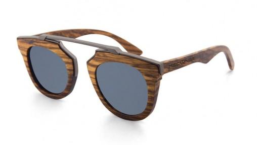 Gafas de madera LAGUNA Zebra  [0]