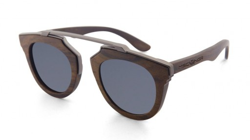Gafas de madera LAGUNA Dark