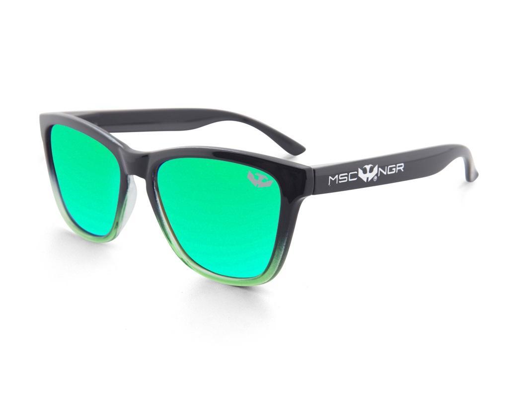 ALPHA SPLASH - Green - Polarized