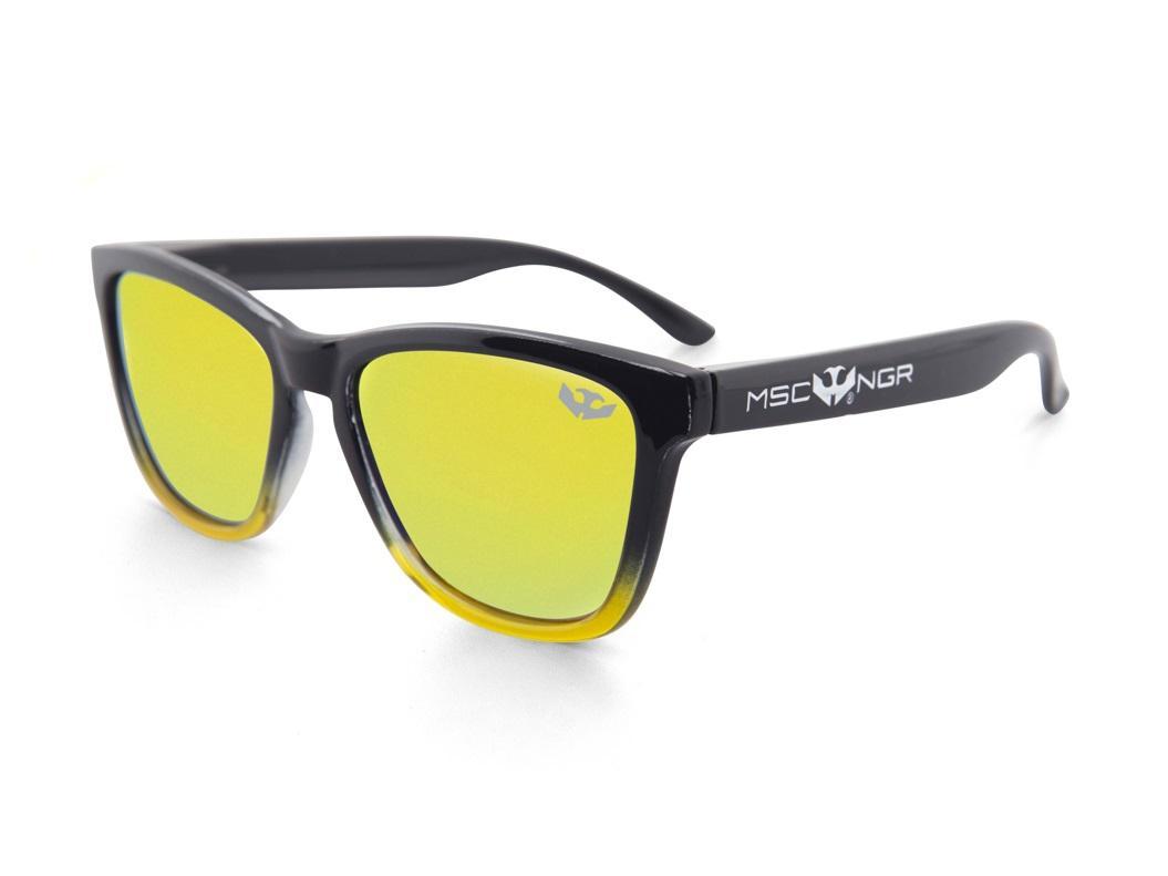 ALPHA SPLASH - Yellow - Polarized