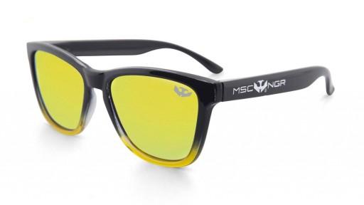 PACK Gafas ALPHA SPLASH Yellow + Gorra Plana  [2]