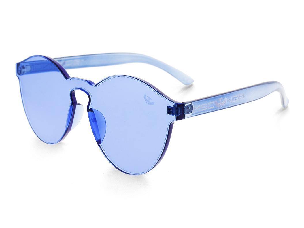 Gafas transparentes BLUE CANDY