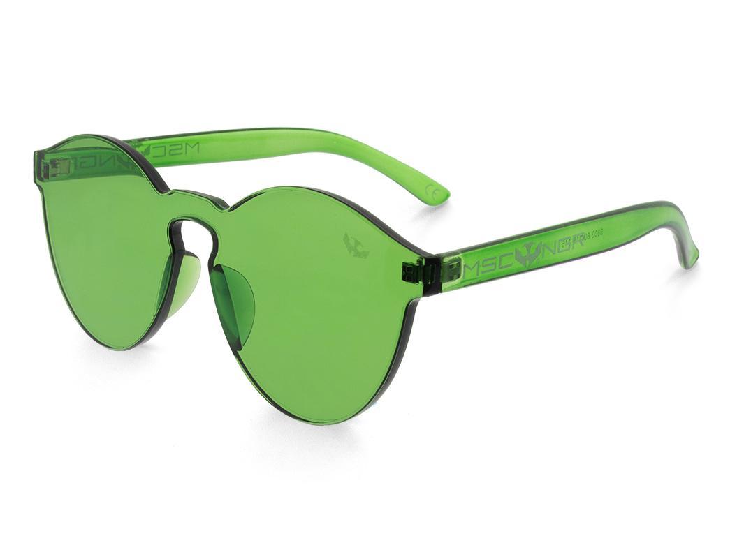 Gafas transparentes GREEN CANDY