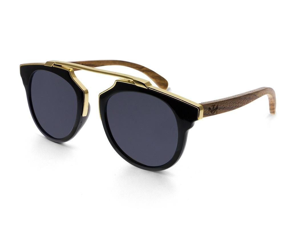 Gafas de sol MIX GOLD Black - Polarized