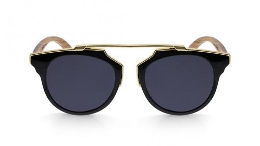 Gafas de sol MIX GOLD Black - Polarized [1]