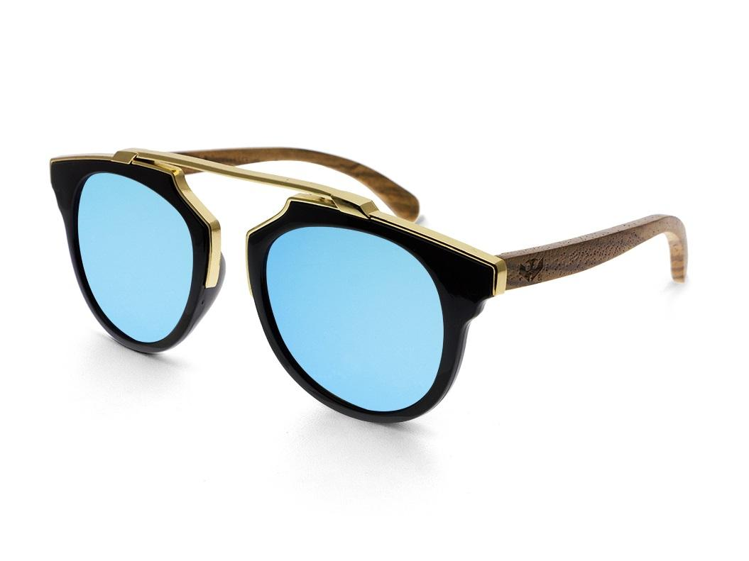 Gafas de sol MIX GOLD Blue - Polarized