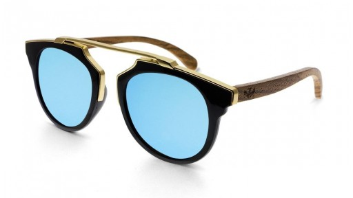 Gafas de sol MIX GOLD Blue - Polarized