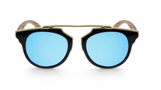 Gafas de sol MIX GOLD Blue - Polarized [1]